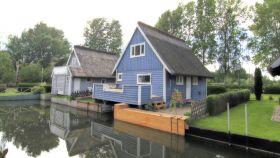 Sonnendeck-Bootshaus-Teterow
